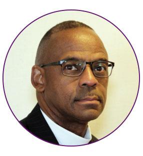 Vice President: Rev. Greg K. Hargrove