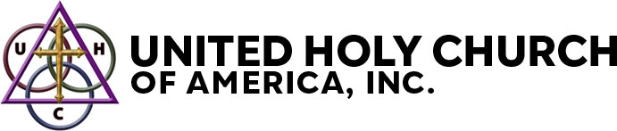 United Holy Church of America, Inc. Logo